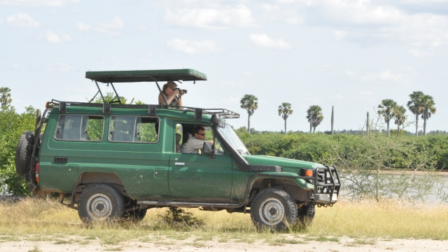 Optional Extra: 4 day  Selous Game Reserve