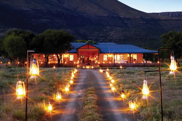 Karoo Lodge, Samara, South Africa