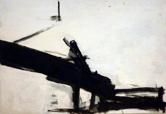 Franz Kline; 'Monitor', 1956