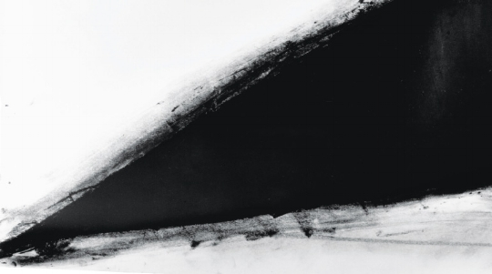 Richard Serra; Untitled; 1972-73