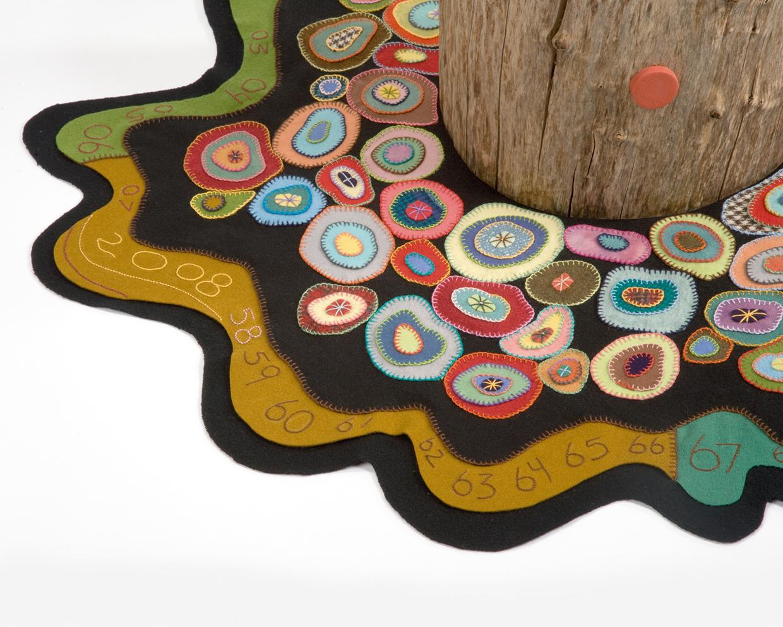 Tree Skirt Annual Rings Detail.jpg