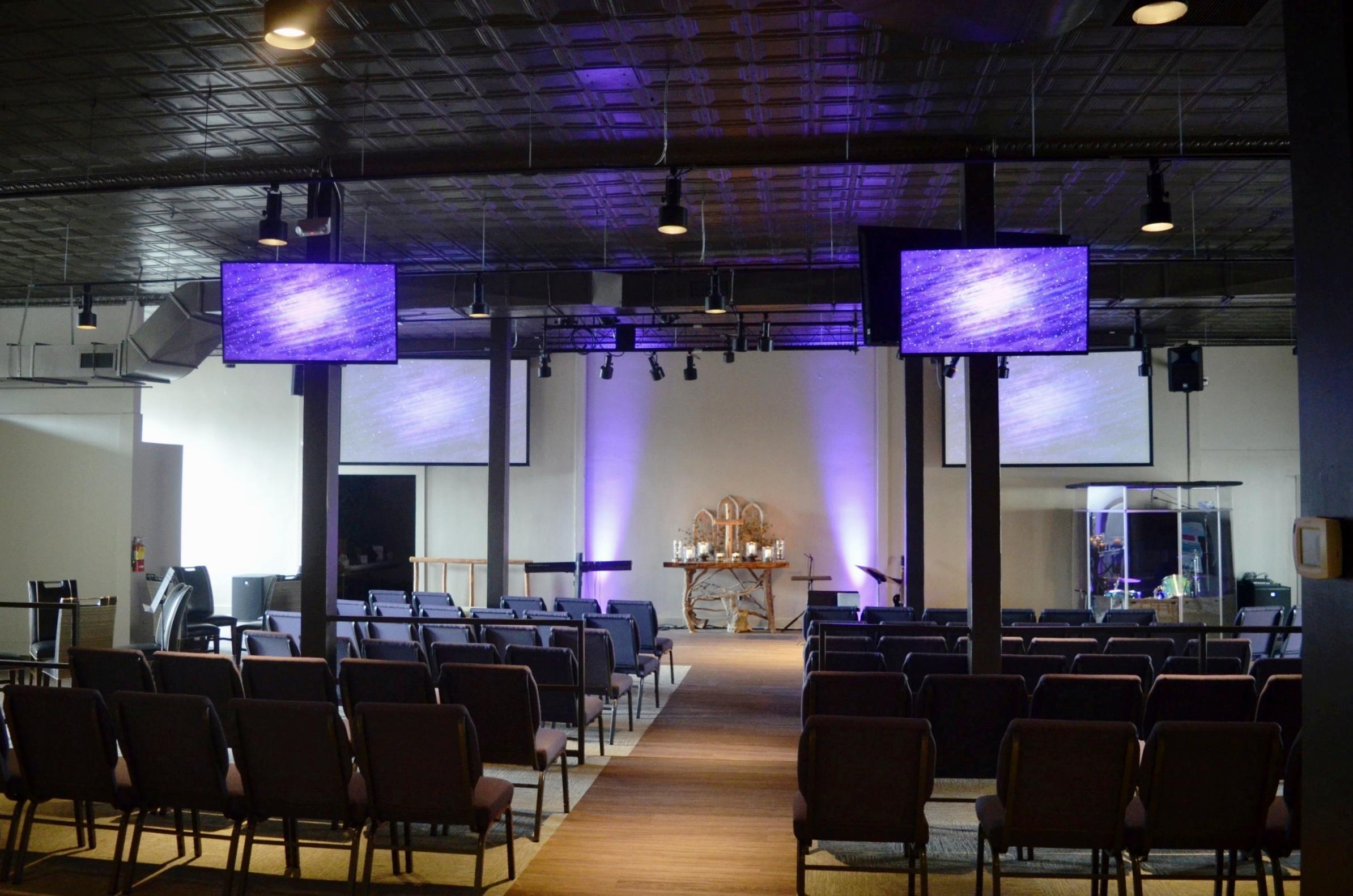 Allred Worship Center - 9:00 AM