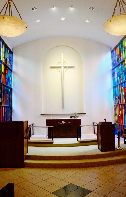 Holy Family Chapel - 8:30 AM