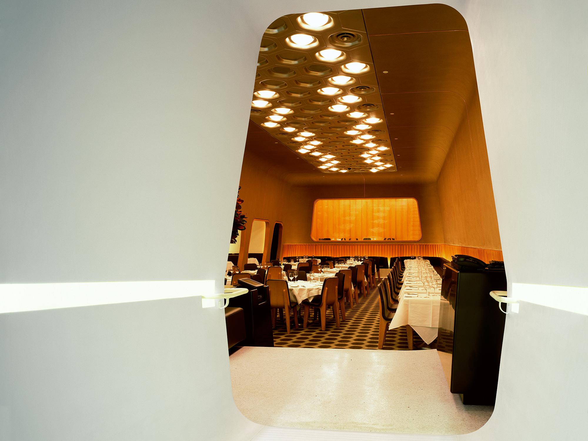 Lever House Restaurant  Marc Newson