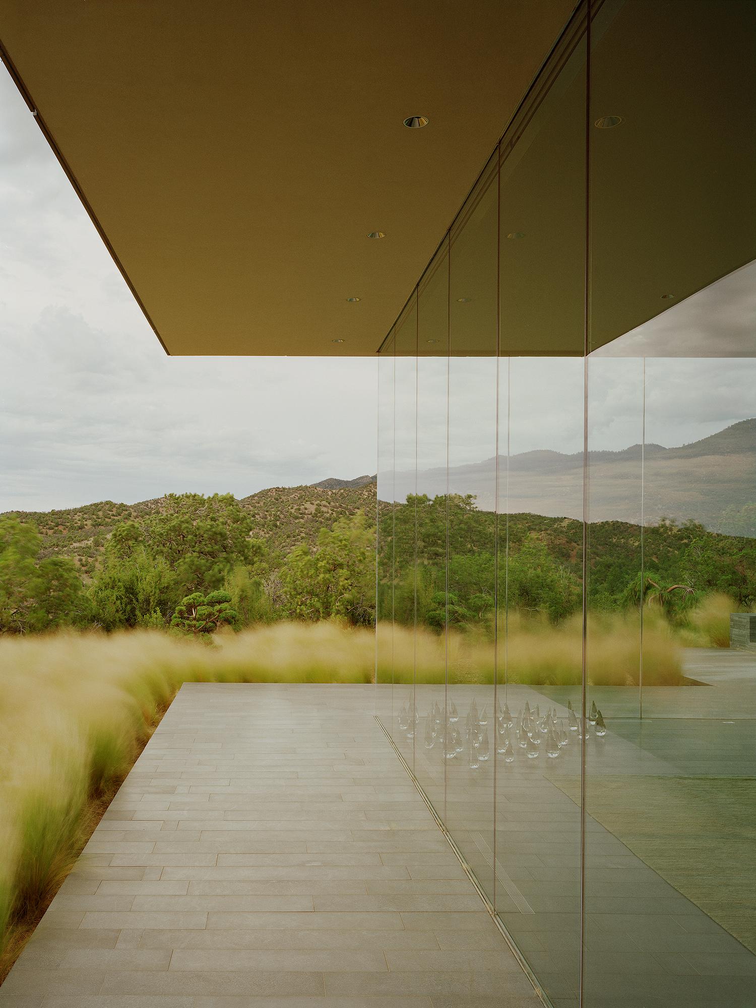 Sante Fe residence  Ohlhausen Dubois Architects