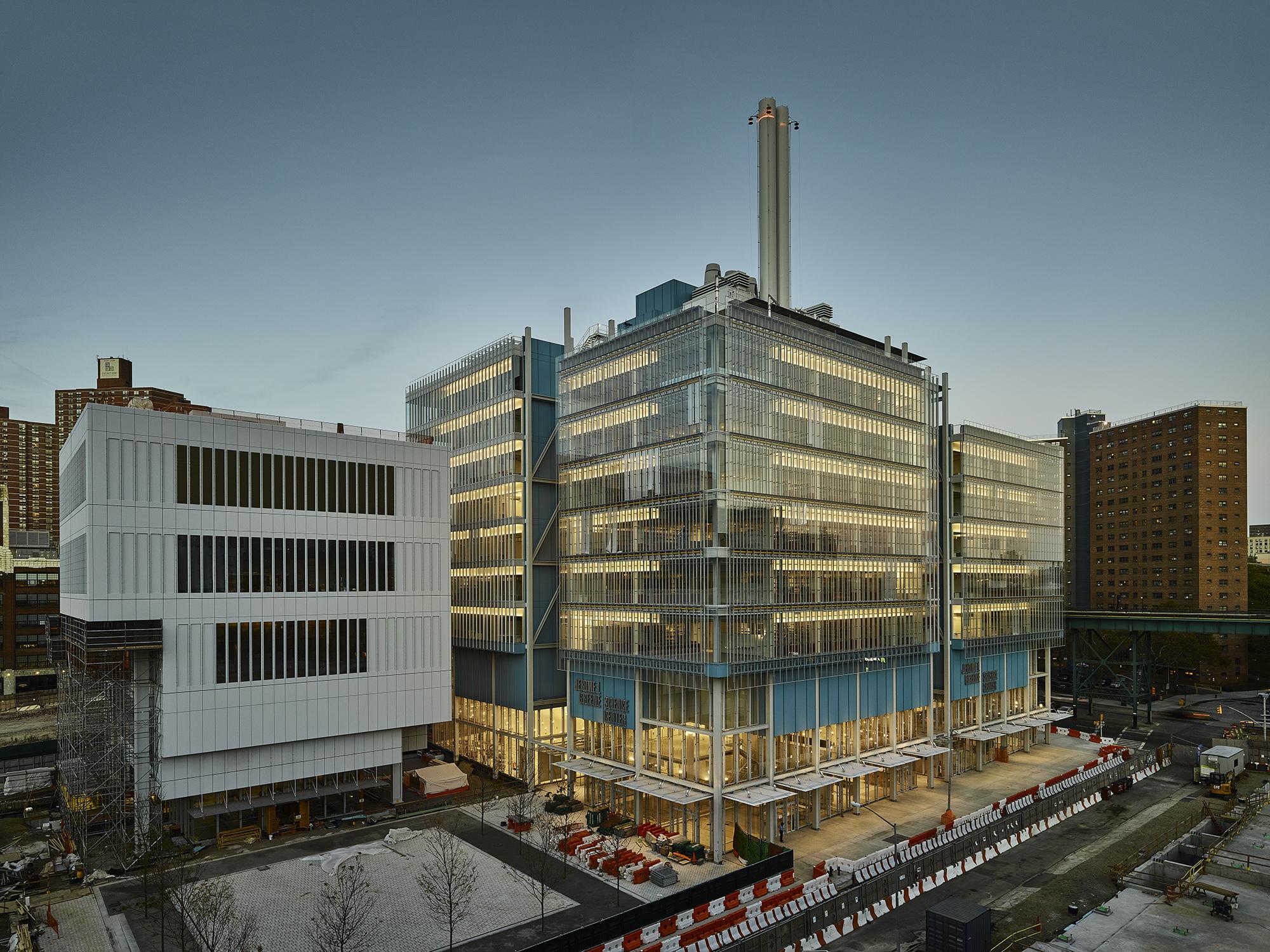 Manhattanville - Columbia University  Renzo Piano