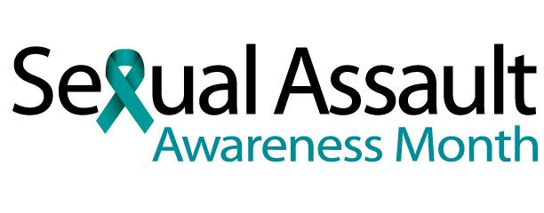 Sexual Assault Awareness Month logo