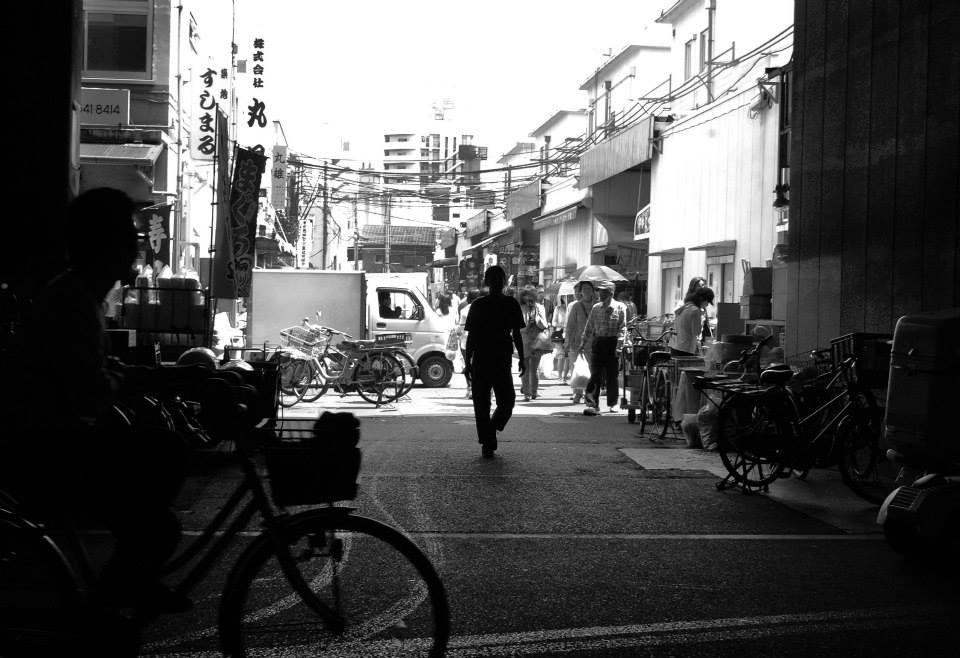 Fish market - Tokio