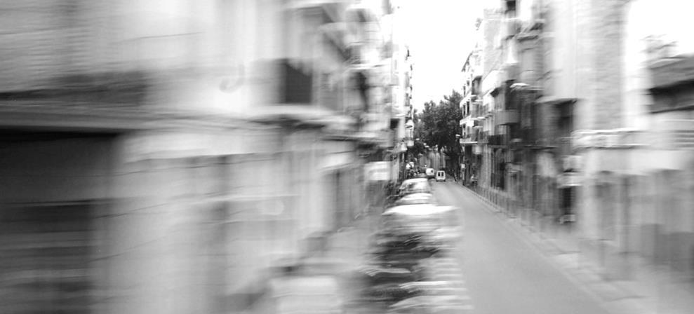 Barcelona rush