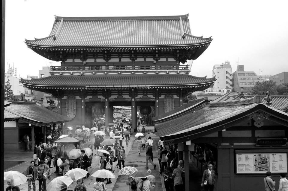 temple - Tokio
