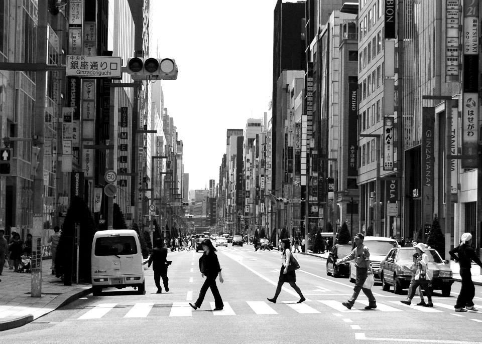 Ginza- Tokio