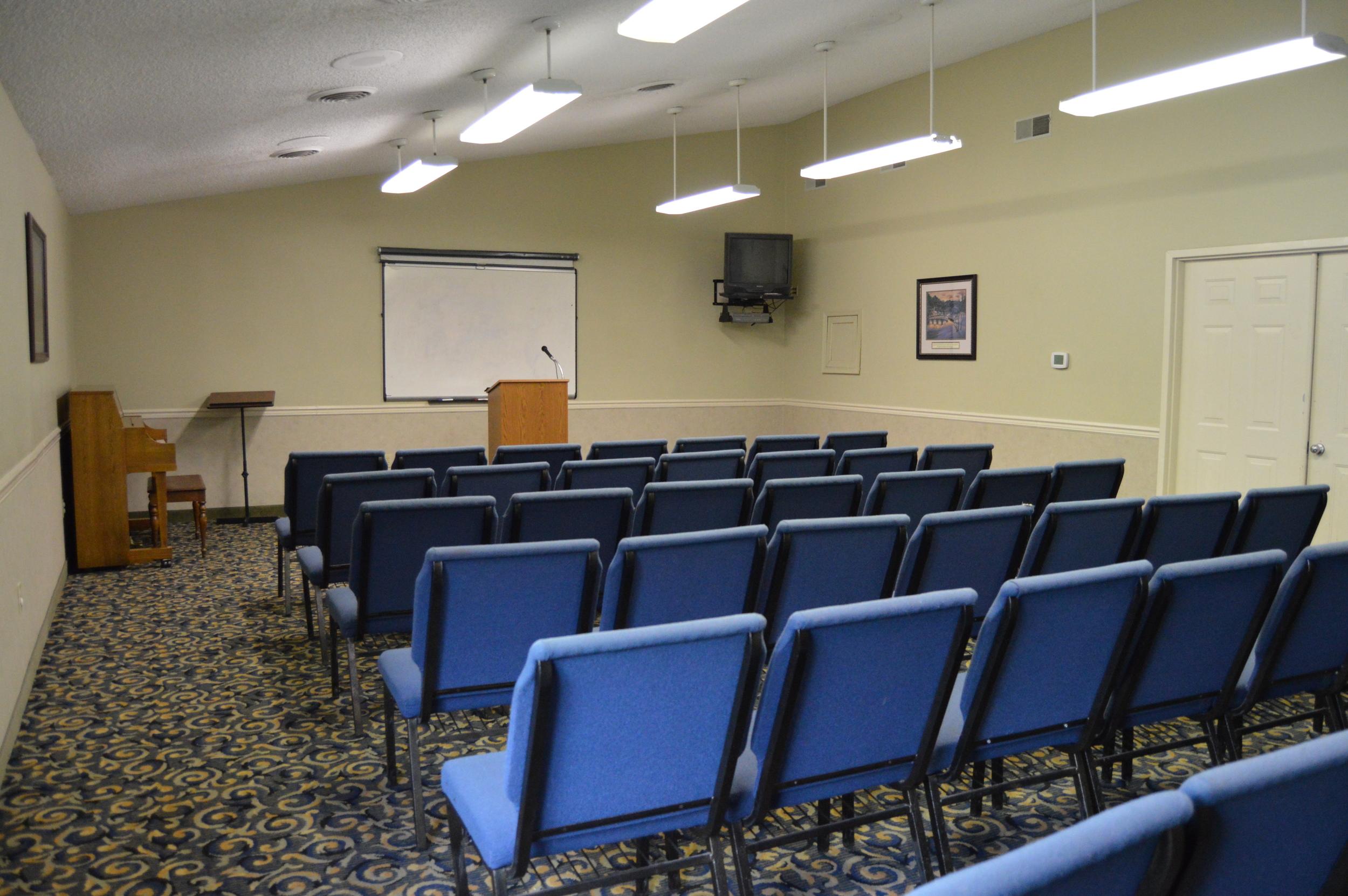 Cypress Meeting Room