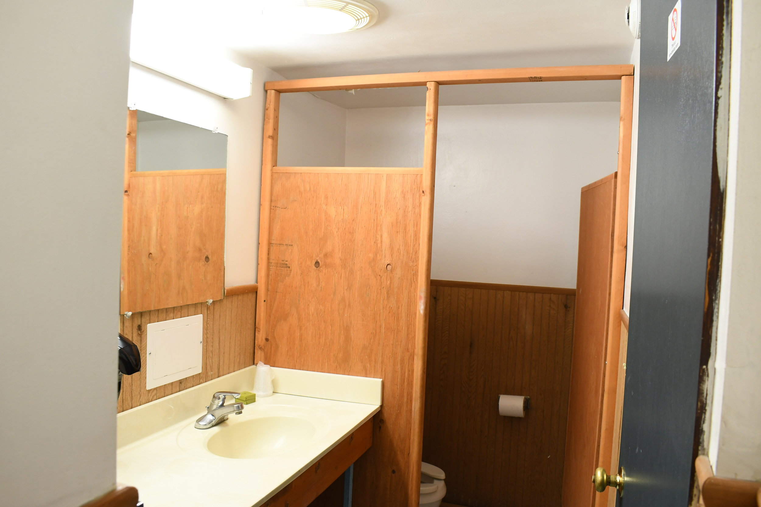 Shared Bathroom in Ribe