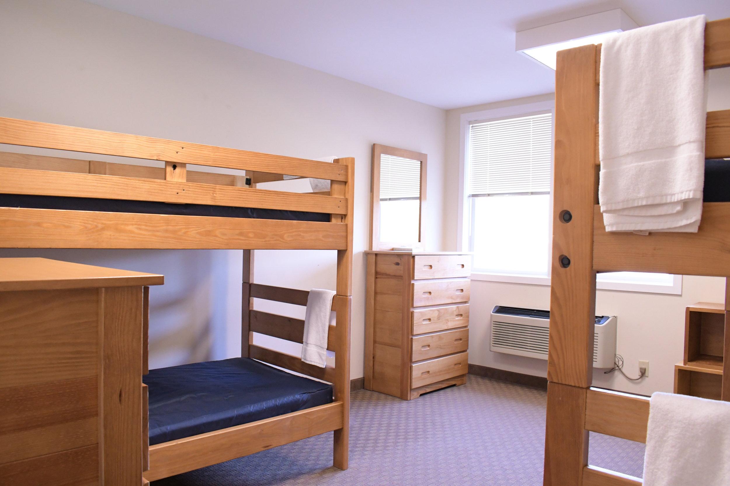 Overlook Dorm Room