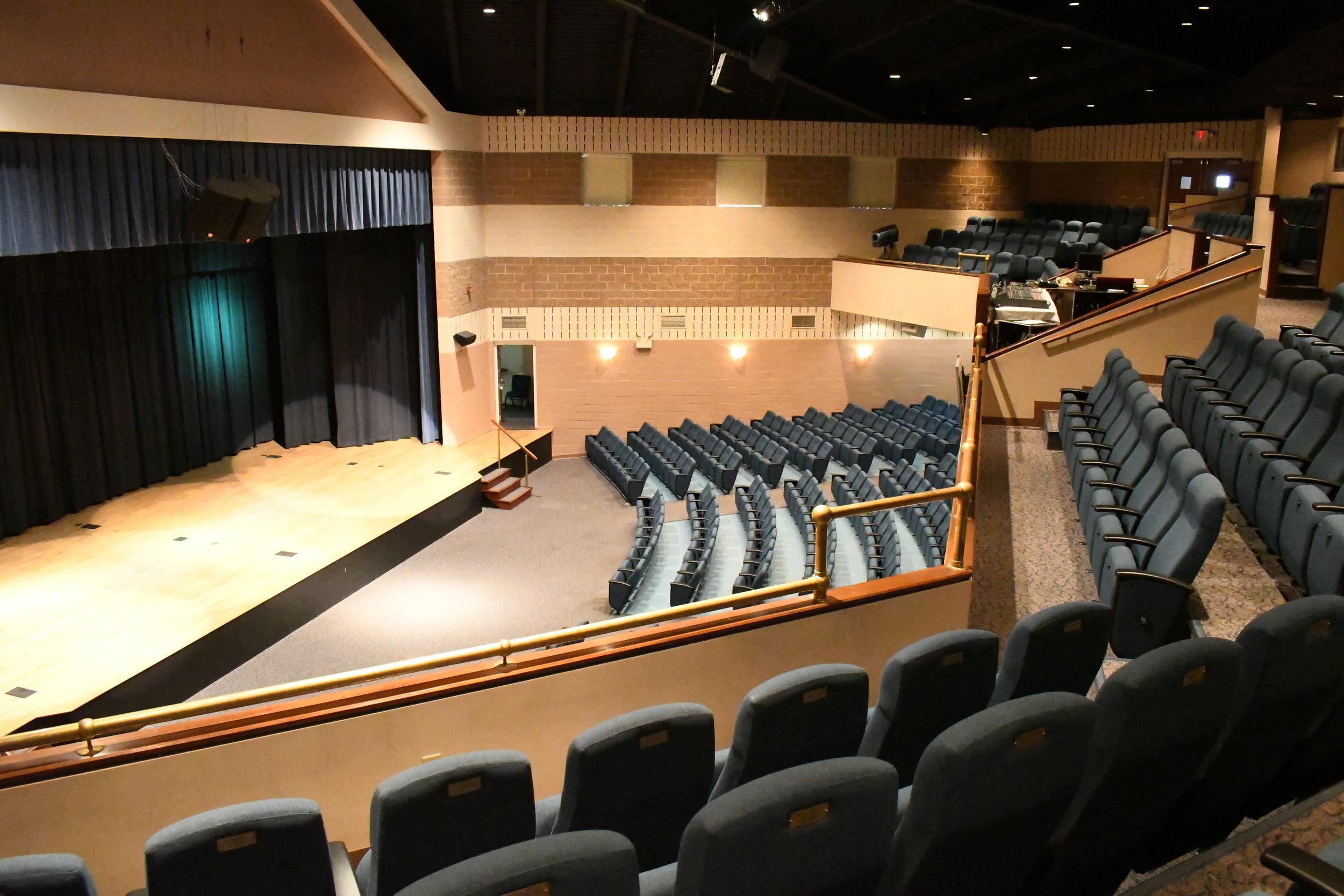 Senum Thompson Center Auditorium