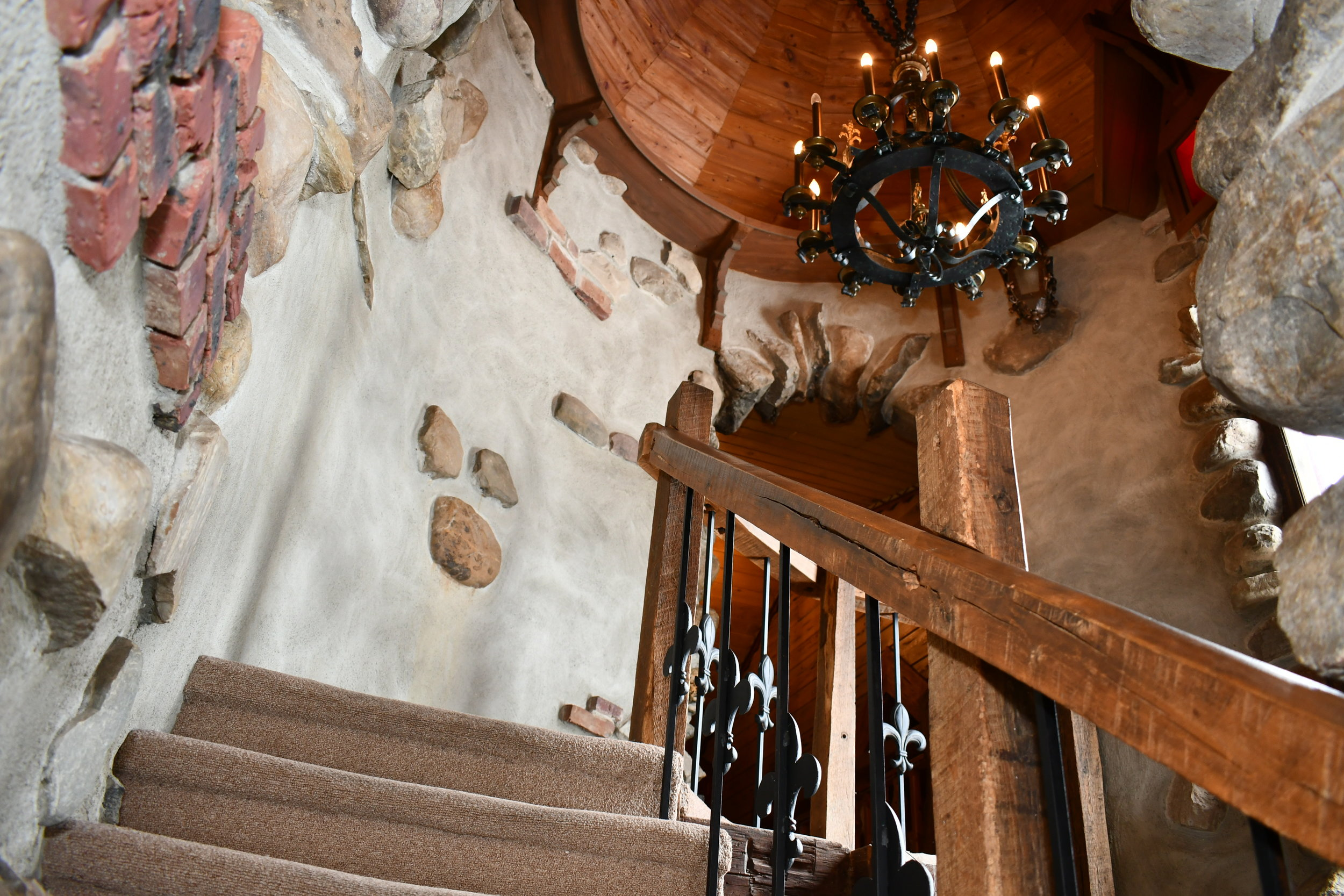 Manor House Staircase