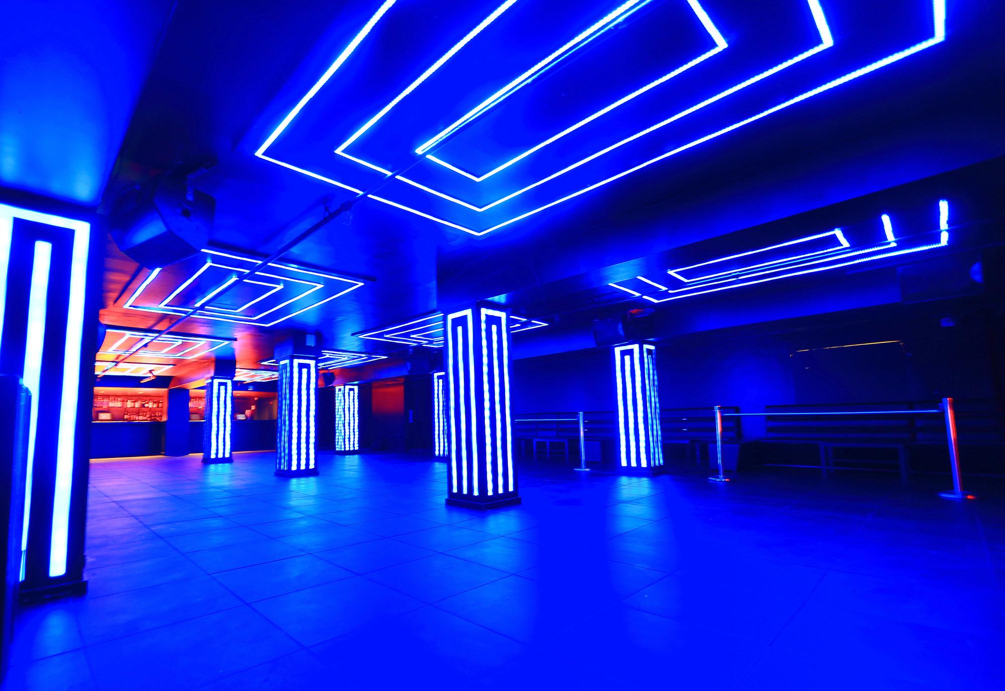 Basement Dance Floor