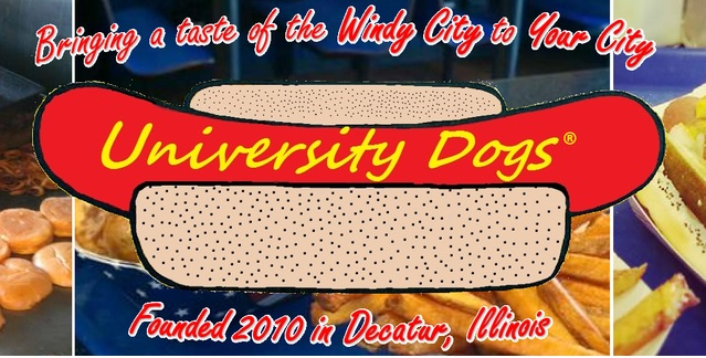 University Dogs is dusting off their hot dog cart and parking out front of the Brewery. Stop by for a tasty dog from local favorites. They say a hot dog pairs very well with lots of beer.