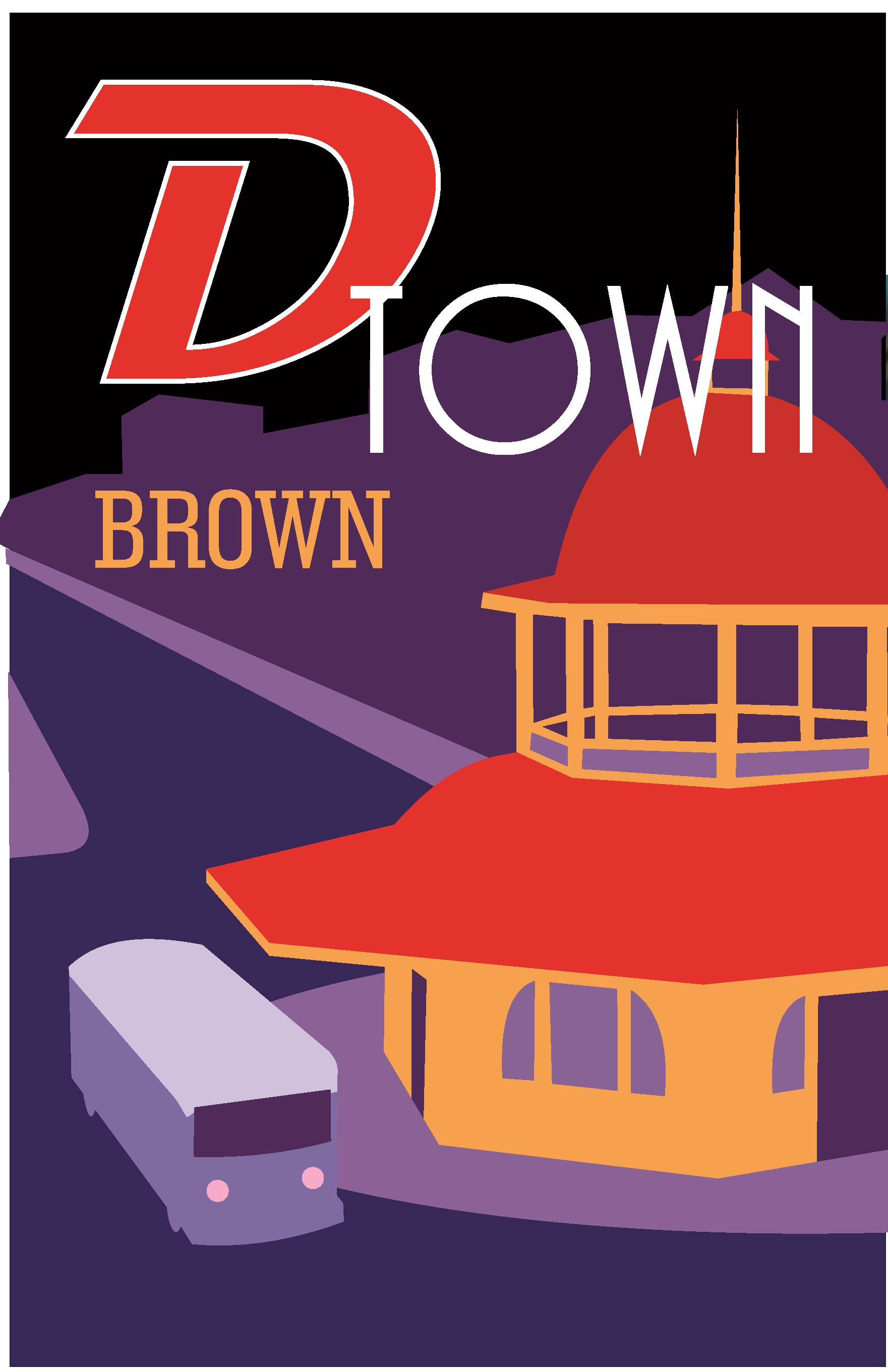 One of our flagship beers, D-Town Brown is a very approachable, easy drinking brown ale. Afraid of dark beers? Fear no longer!
