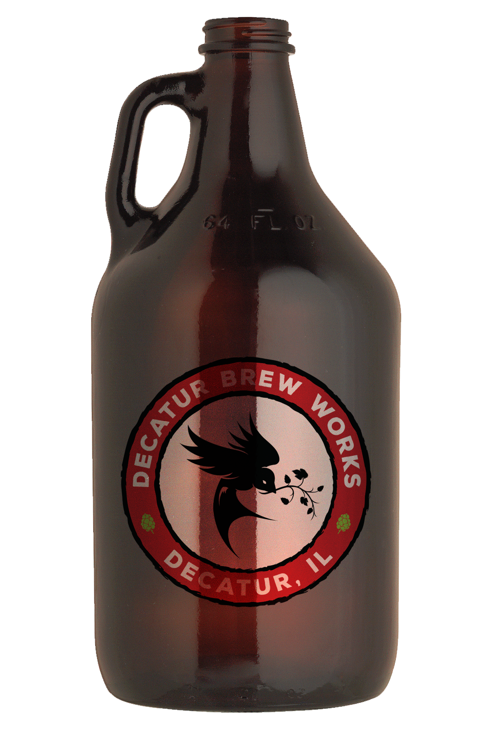 GROWLERS AND FILLS! Stop by any day of the week and pick up a growler.