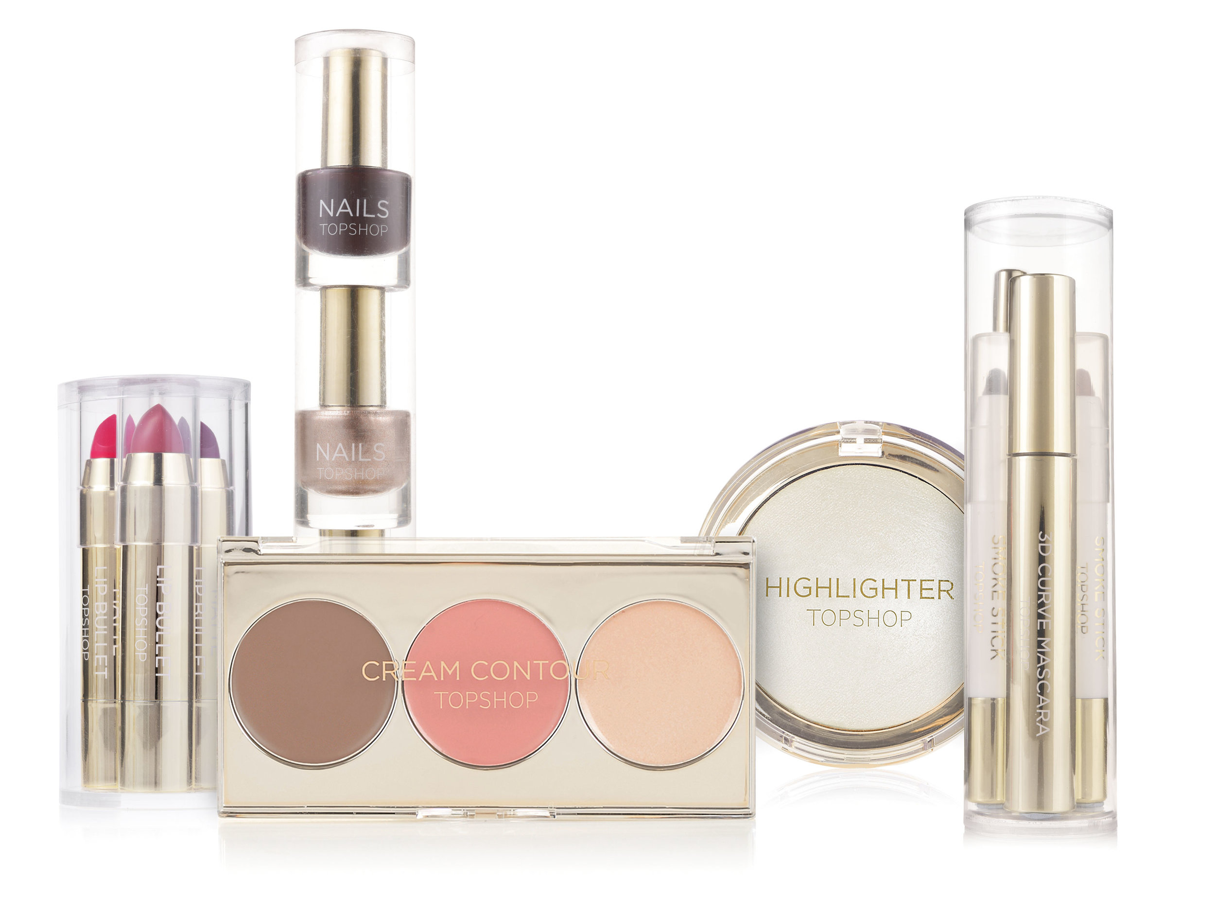 Topshopbeauty Holiday Collection 2016