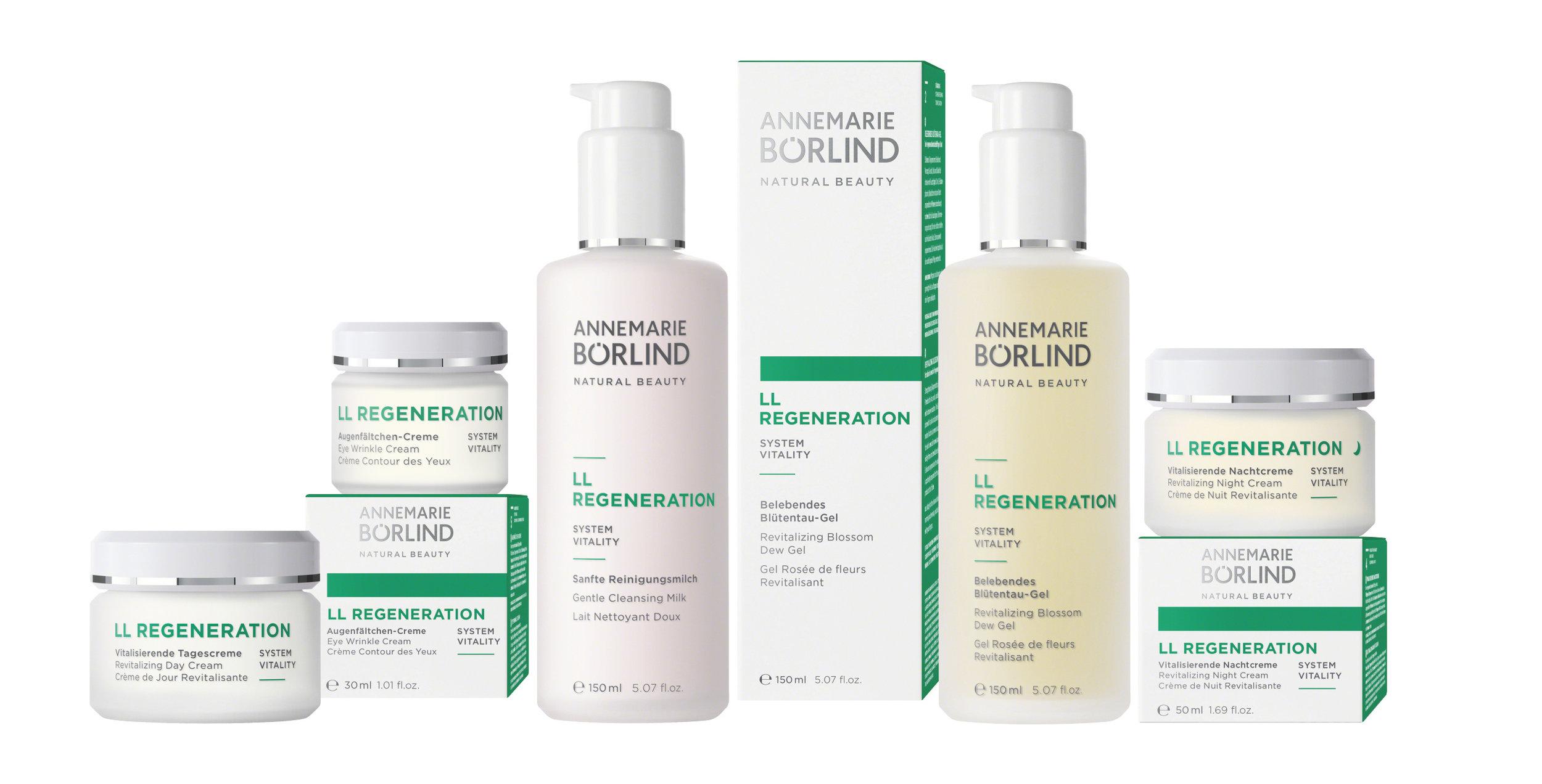 Annemarie Borlind LL regeneration collection