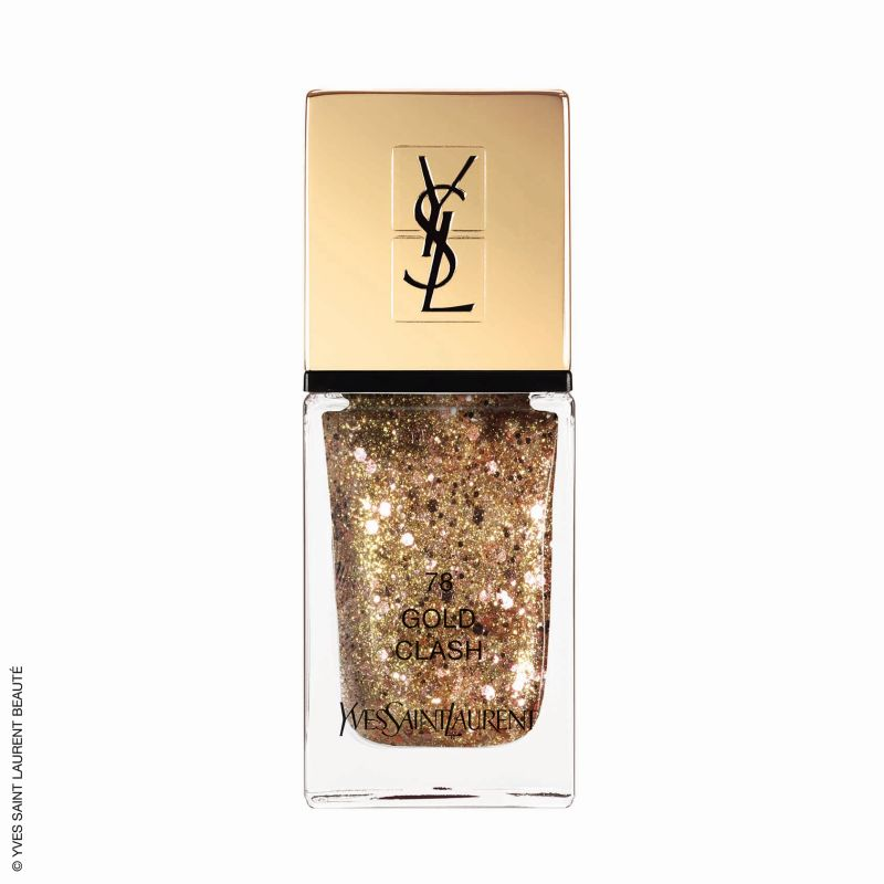 LA LAQUE COUTURE HOLIDAY LOOK N° 78 Gold Clash €27.