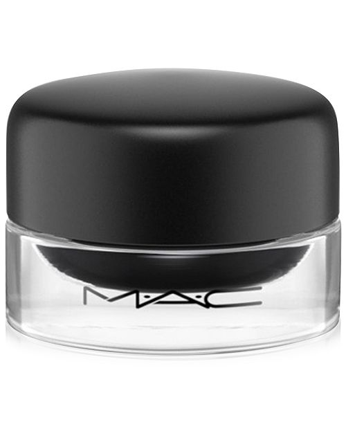 M.A.C BLACKTRACK GEL LINER