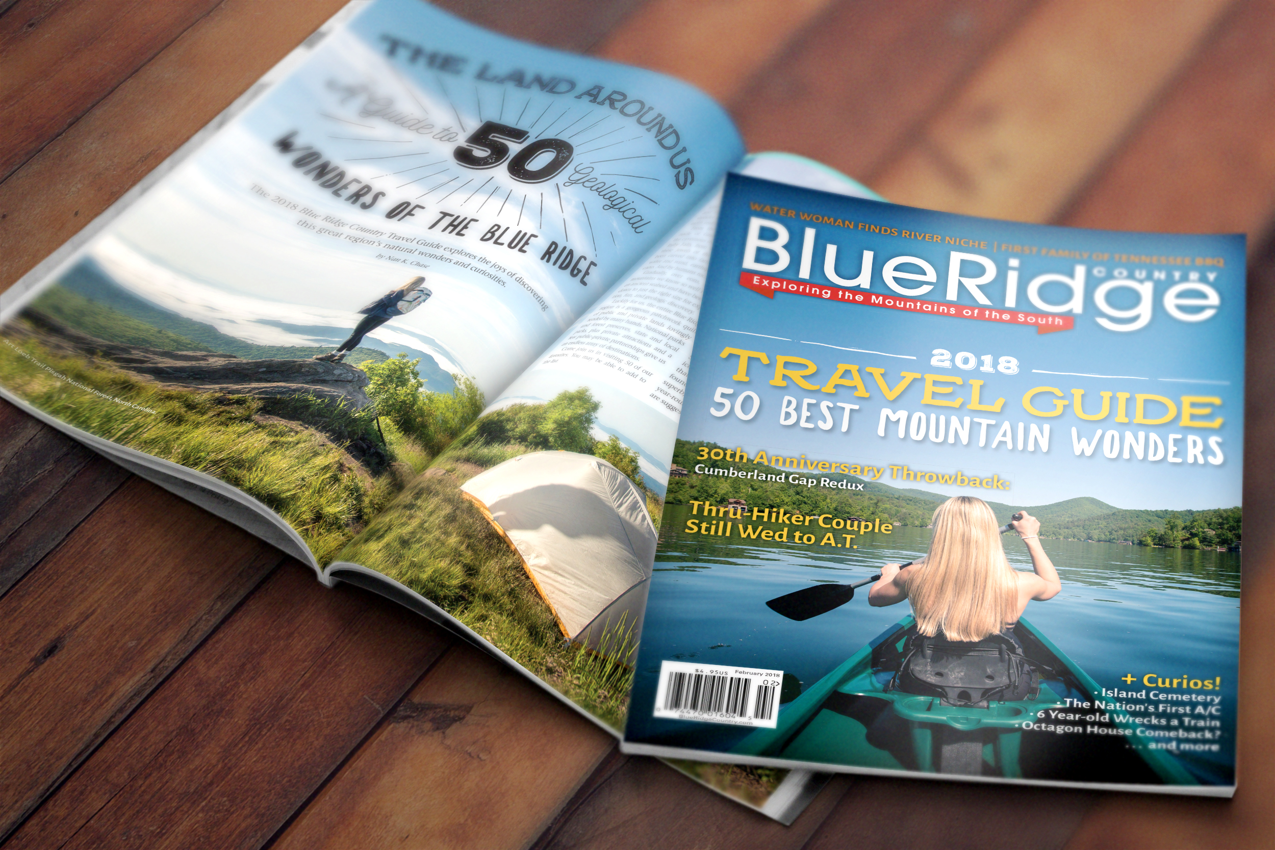 Blue Ridge Country Magazine - March/April 2017