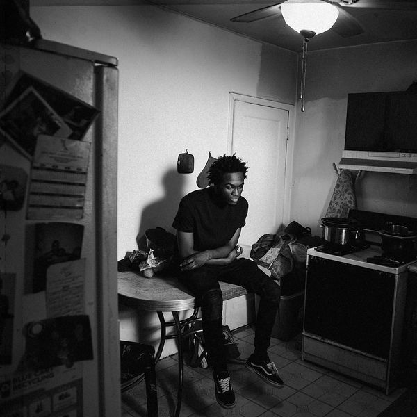 8. Saba - CARE FOR ME - Favorite Song: LIFE