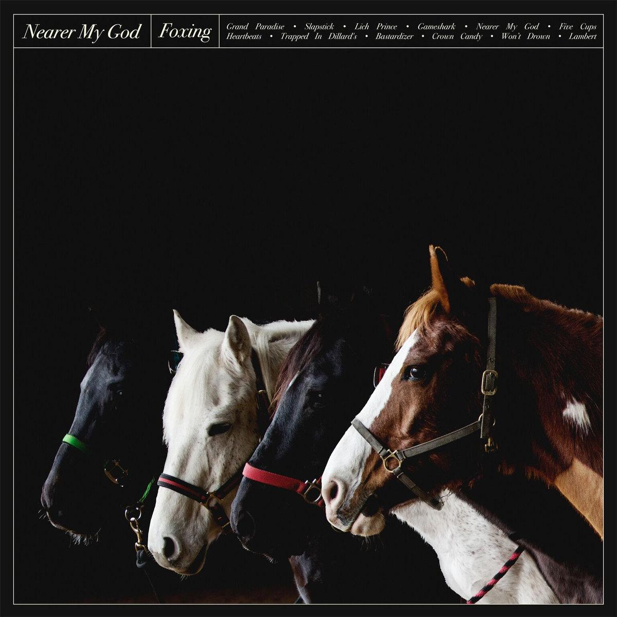 9. Foxing - Nearer My God - Favorite Song: Slapstick