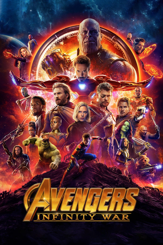 1. Avengers Infinity War -