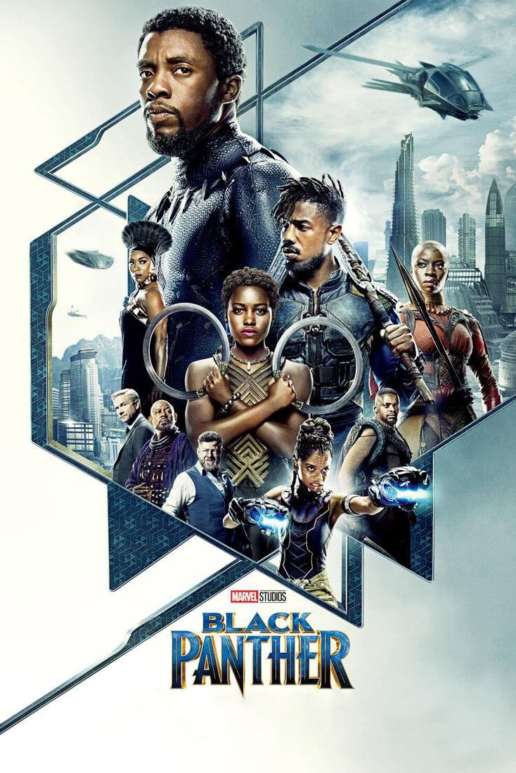 4. Black Panther -