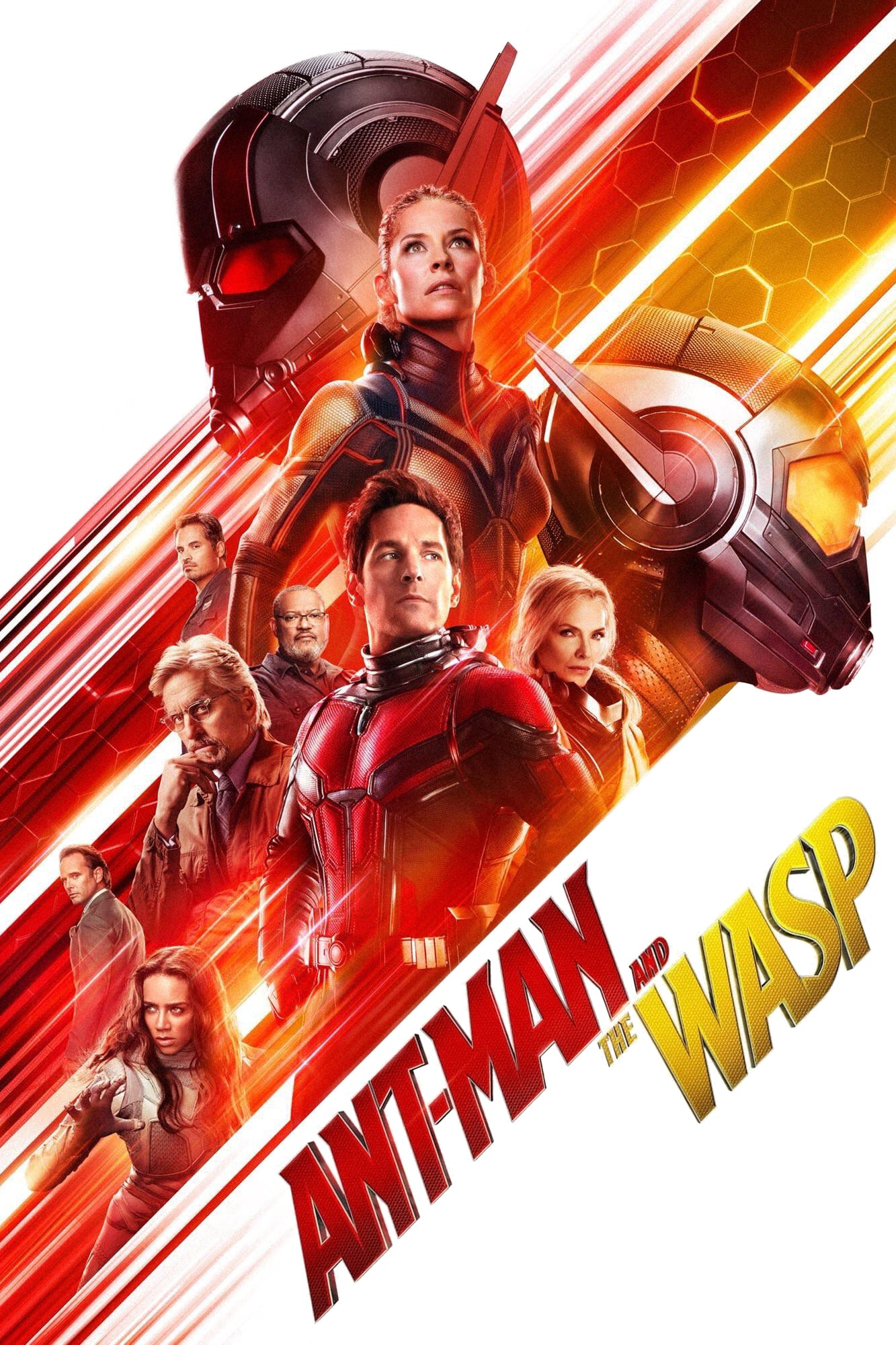 10. Ant-man and the Wasp -