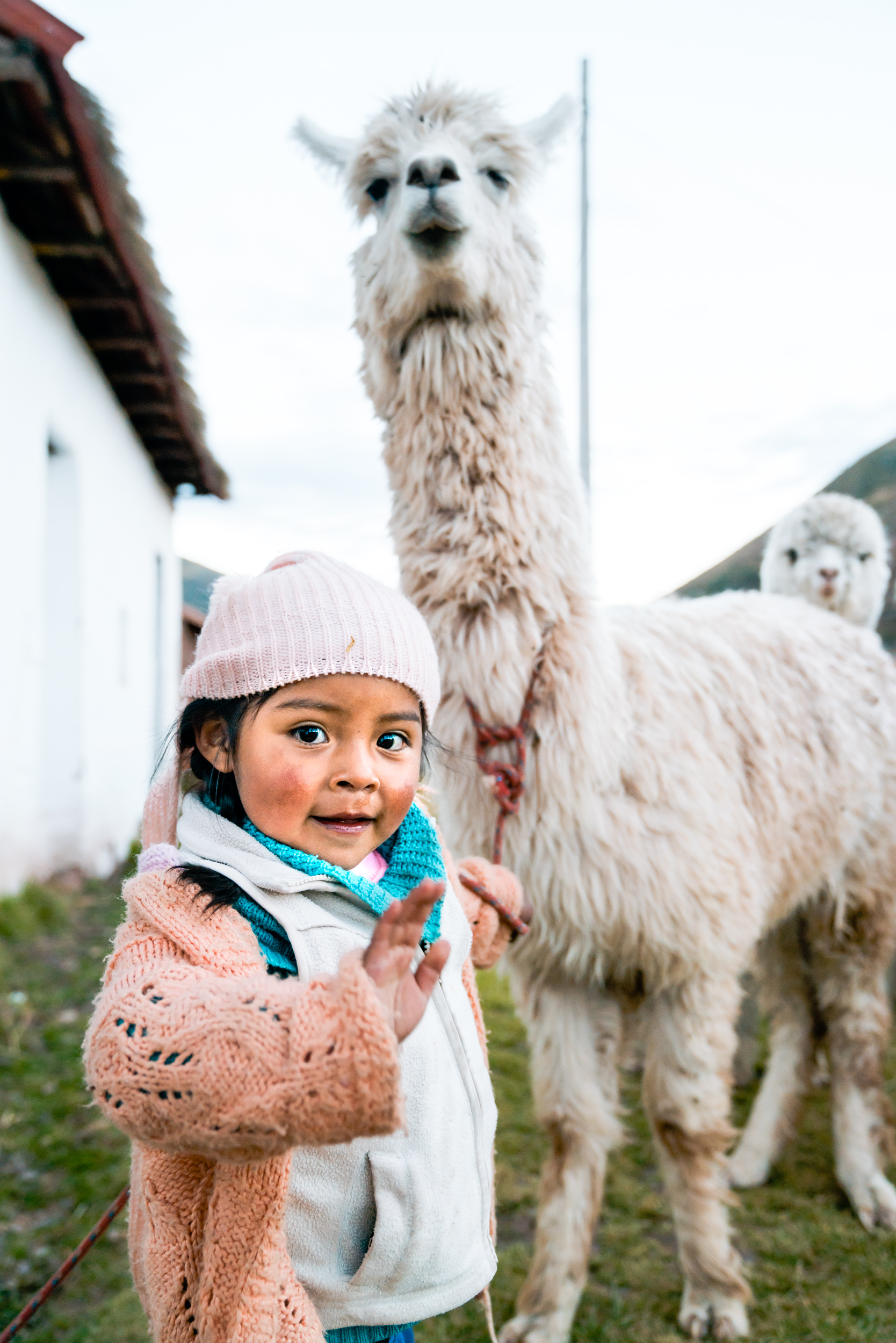 Helping Hand - Huancalli, Peru