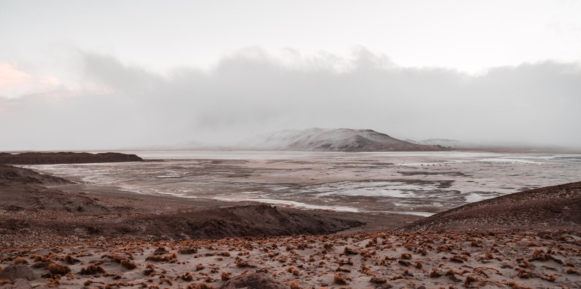 Unknown Location, Uyuni Desert. Bolivia