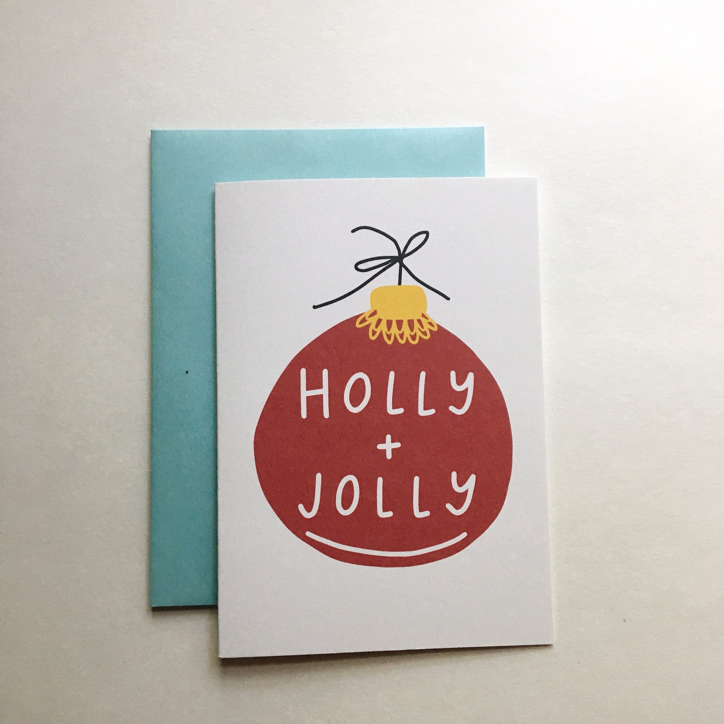 HL002 holly + jolly new* box set of 6 available