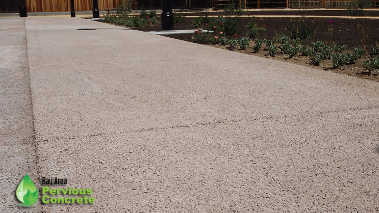 Bay-Area-Pervious-Concrete_Heart-of-Soquel-Park_Pervious-Concrete_Santa-Cruz_Park-Plaza-Parking (2)