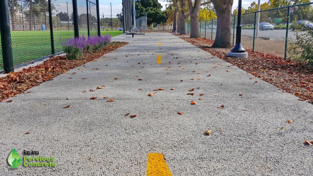 El Camino Park Walkway - Palo Alto, CA