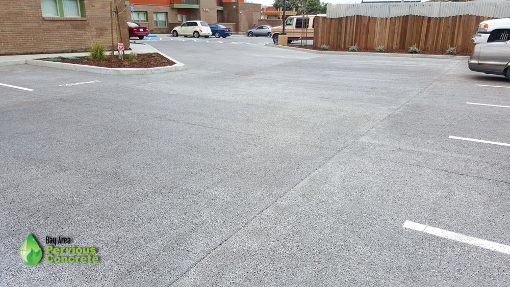 BAPC-Harbourview-Pervious concrete parking lot (2)