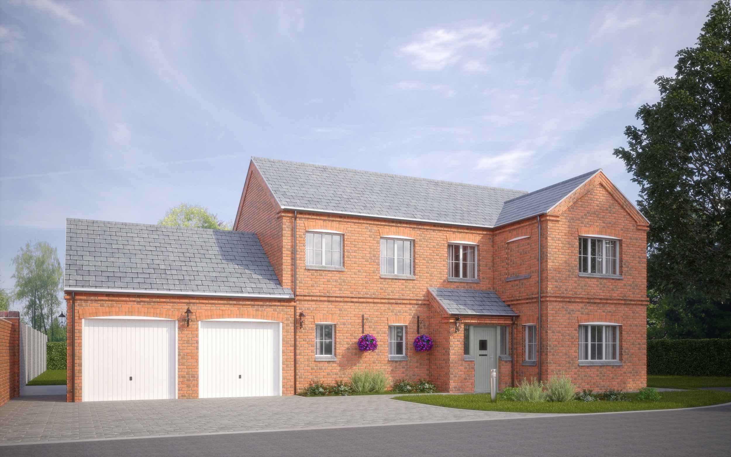 Plot 4SycamoreHouse4 BedroomsSOLD