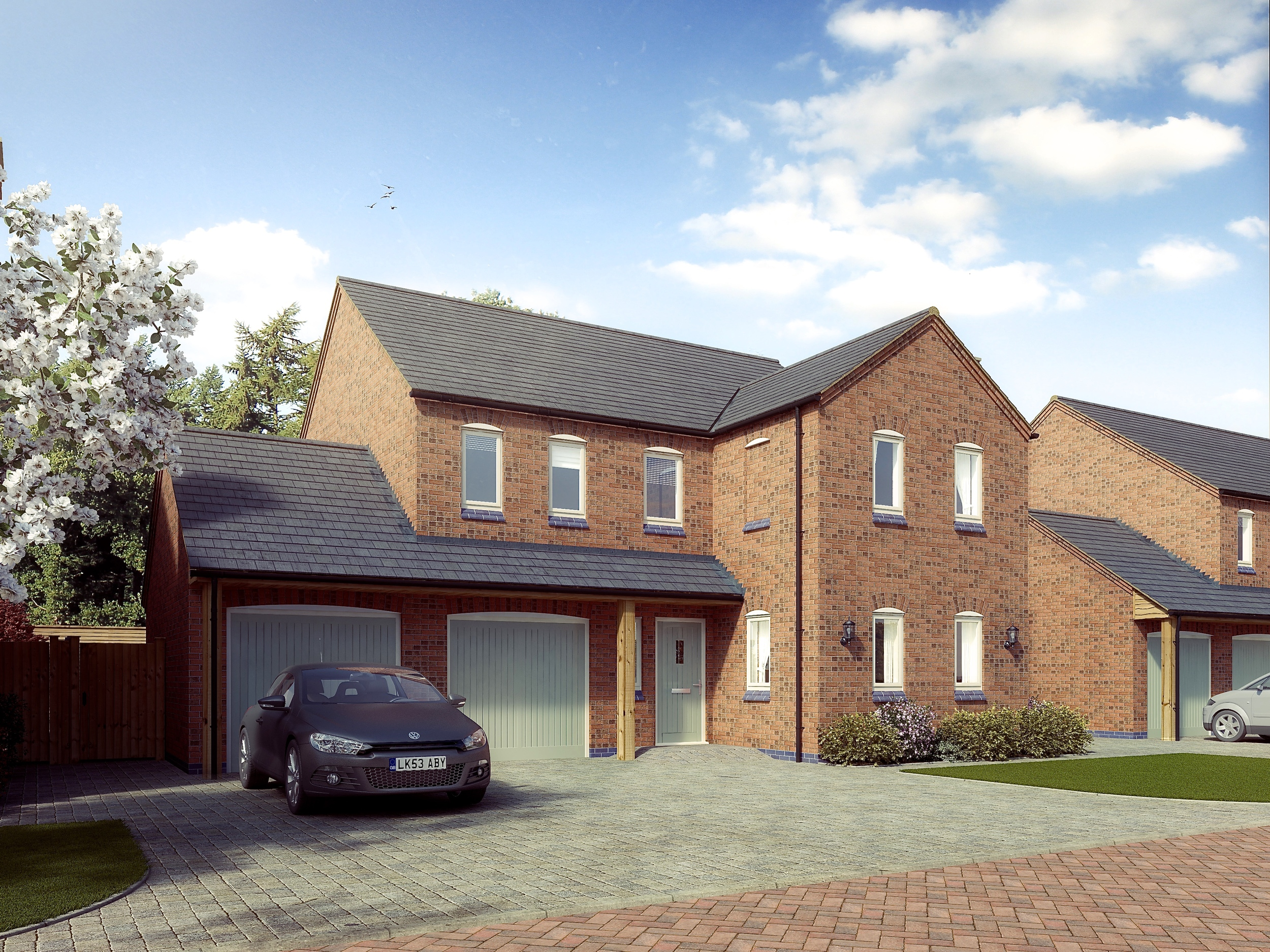 Plot 2The Birches4 Bedrooms£SOLD