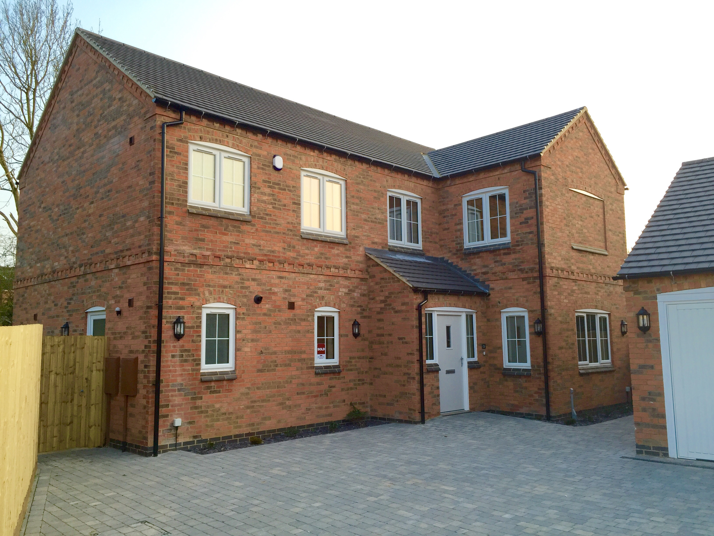 Plot 3MulberryHouse4 Bedrooms £SOLD