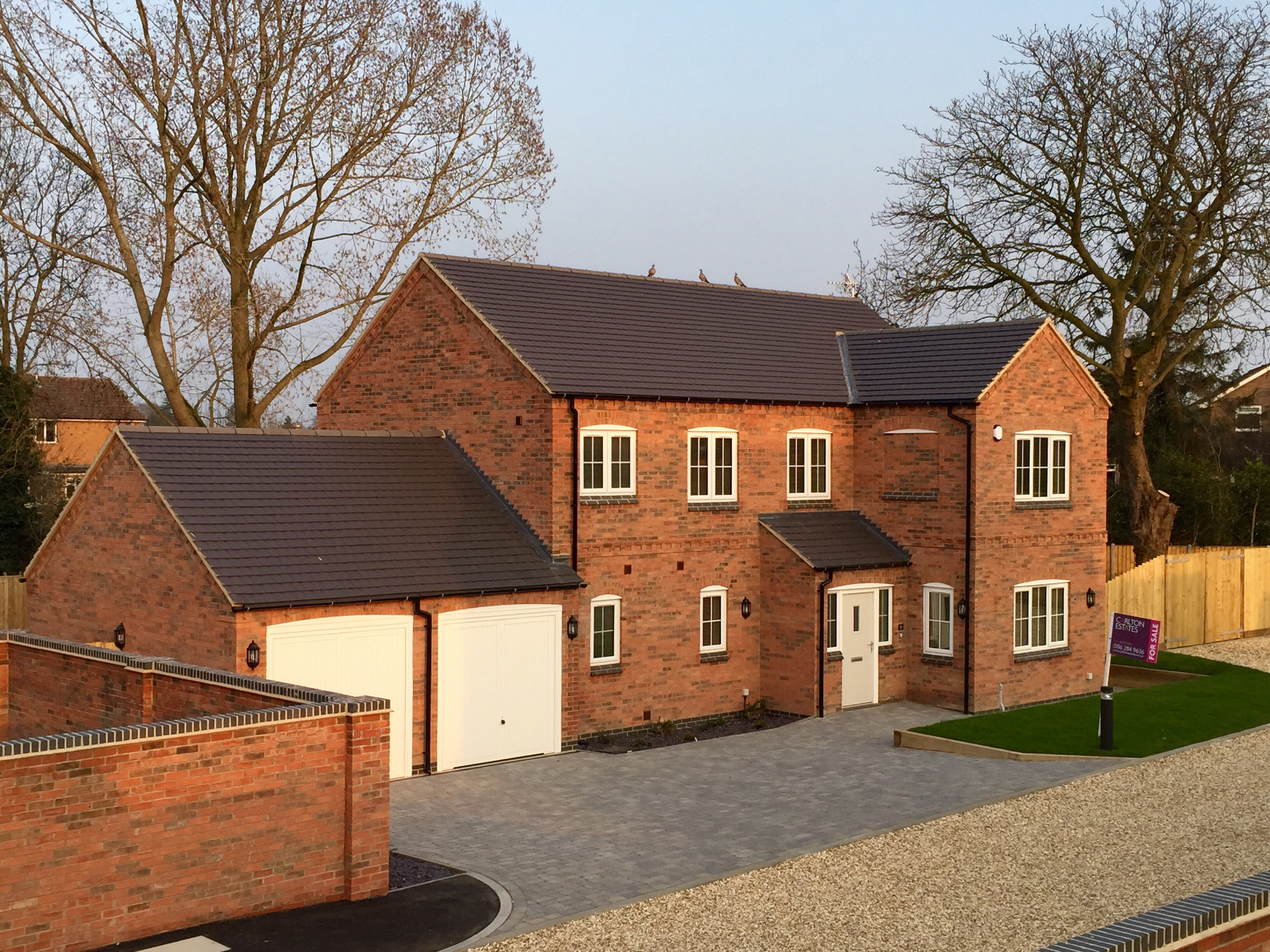 Plot 2 Orchard House 4 Bedrooms £SOLD