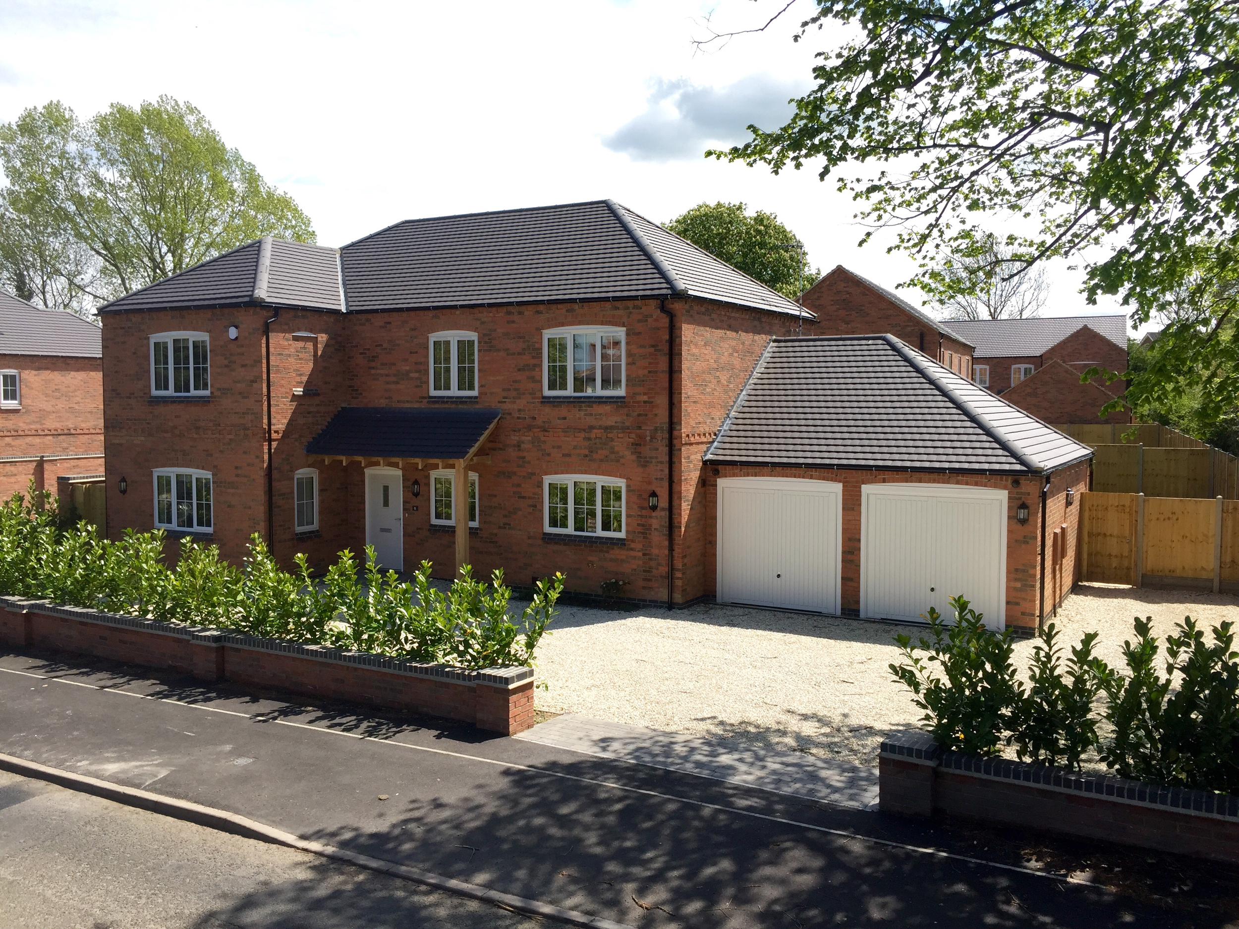 Plot 5 The Yews 4 Bedrooms £SOLD