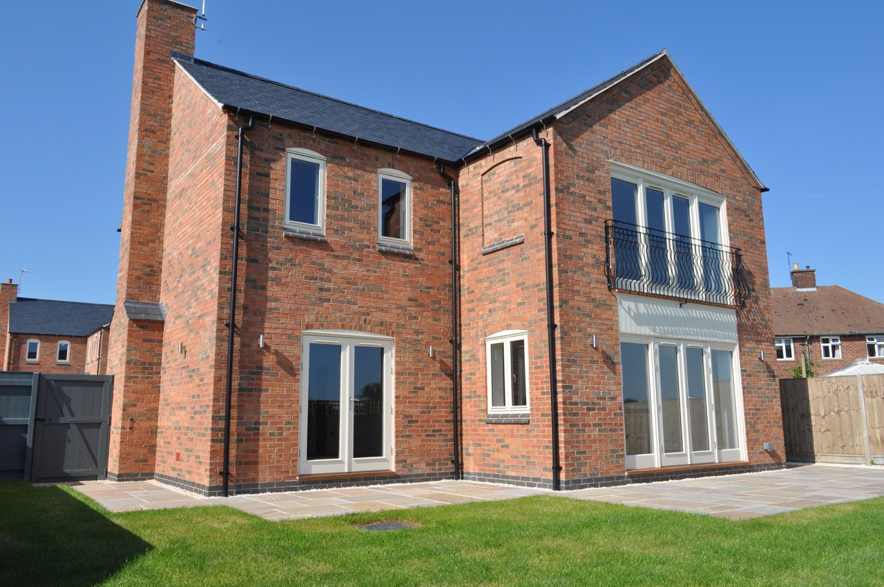 Plot 7 Mulberry House 4 Bedrooms £SOLD