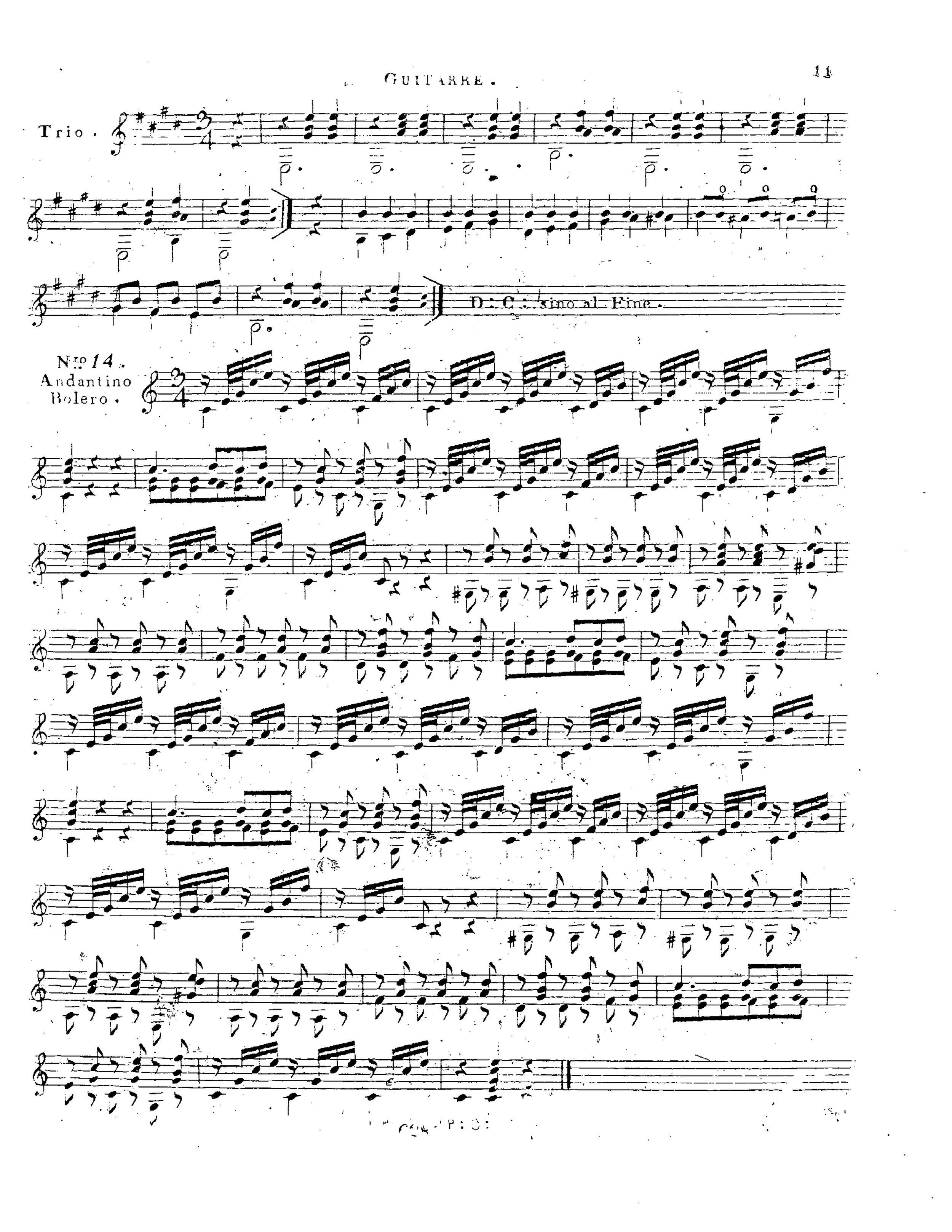 16 Pièces faciles et agréables, Op.74 (Giuliani, Mauro) 10.jpg