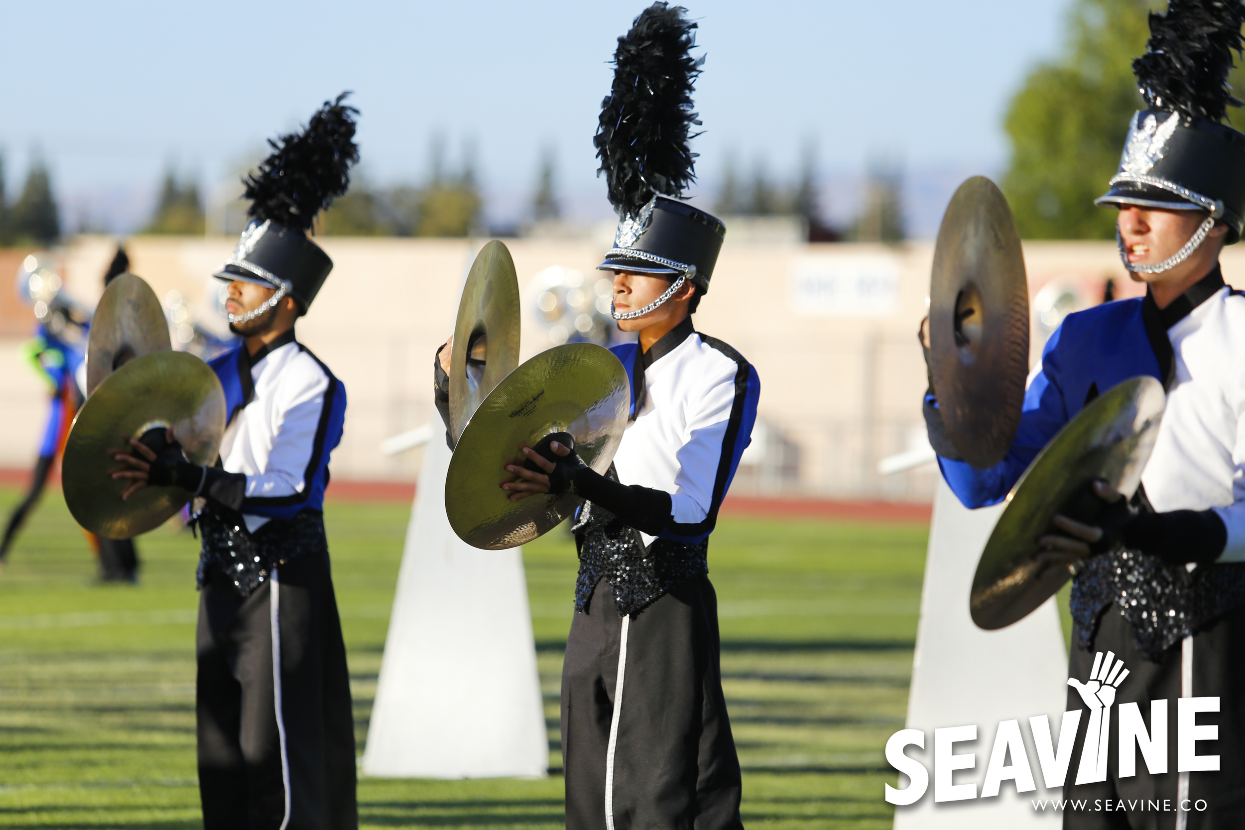 BDB Cymbal Line in action!