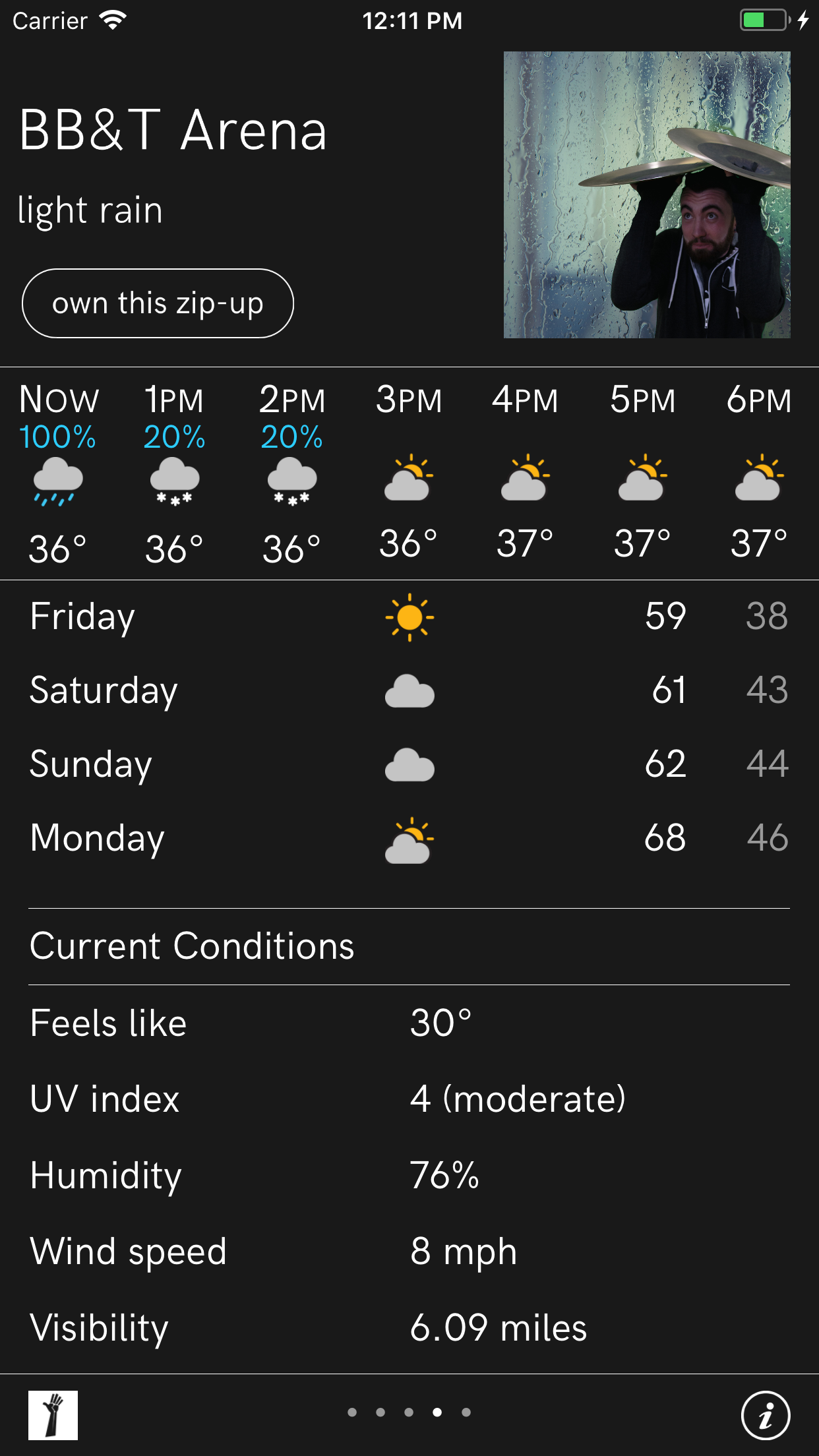 Seavine Weather iPhone 6s Plus - 3.png