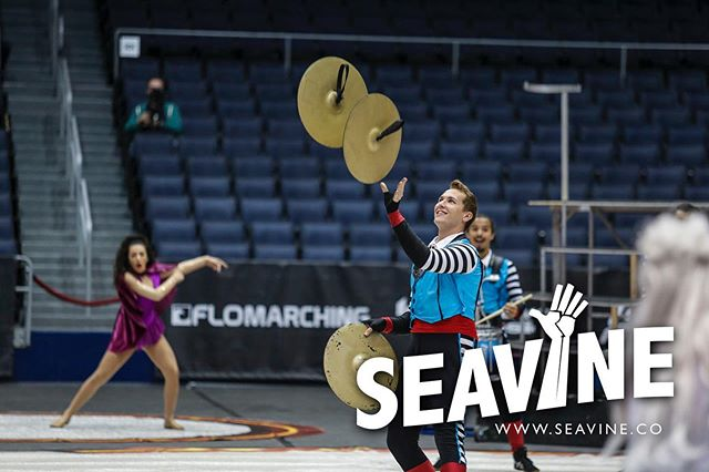 A literal #ThrowbackThursday with @infinitycymbalensemble Get ready to be spammed over the next couple of weeks with WGI 2019 photos!⠀ ⠀ #Seavine #CymbalGloves #HornlineGloves #GloveUp #CymbalLine #CymbalLove #Drumline #Cymbals #PlateLine #Cyms #Drummers #CymbalScholarship #DCI #WGI #WGI2019 #SCPA #OIPA #MEPA #PIW #PSW #PIA #Crash #Flips